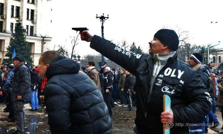 Массовое убийство людей в Одессе было спланировано в Киеве