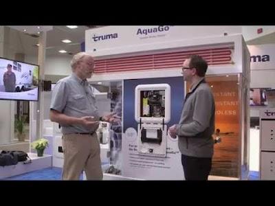 Rollin' On TV Video: Truma AquaGo feature