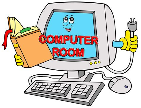 computer lab clipart  clipartioncom