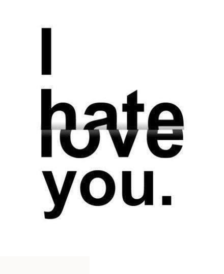 I Hate And Love You Pictures Photos And Images For Facebook