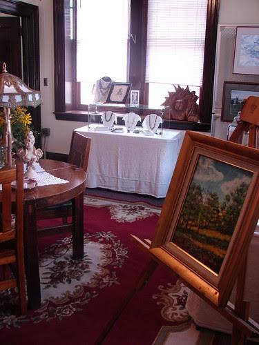 Gallery set-up :)