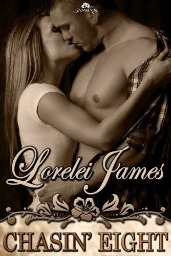 Chasin' Eight (Rough Riders) by Lorelei James