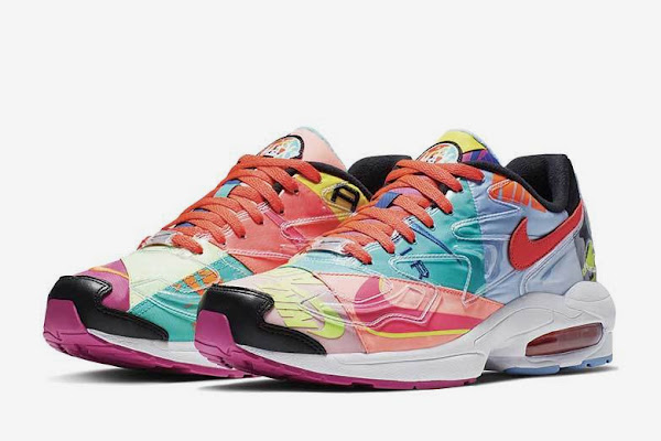 5bd318335a The atmos x Nike Air Max 2 Light Is Gearing Up For A Release