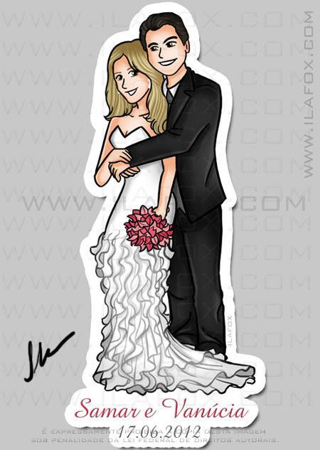 lembrancinha para casamento, lembrancinha original para casamento, lembrancinha magnética personalizada, noivos abraçados