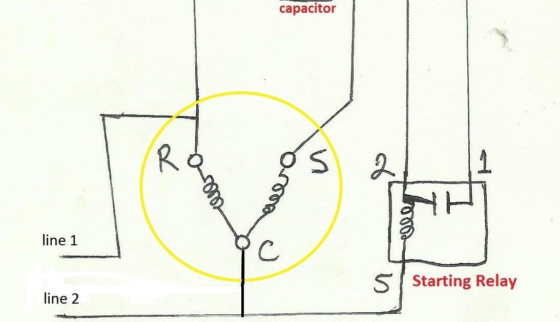Ac Compressor Schematic