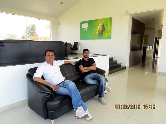 Rohan Bhalerao & Atul Pokharkar - Launch of Yashwant Nagar Plus, 1 BHK & 2 BHK Flats at Yashwant Nagar, Varale, Talegaon Dabhade, Taluka Maval, District Pune