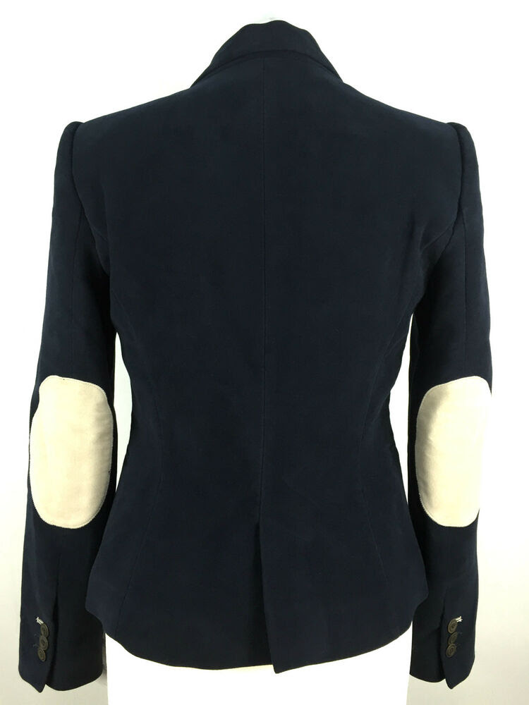 Elbow patches for make jackets to how ages