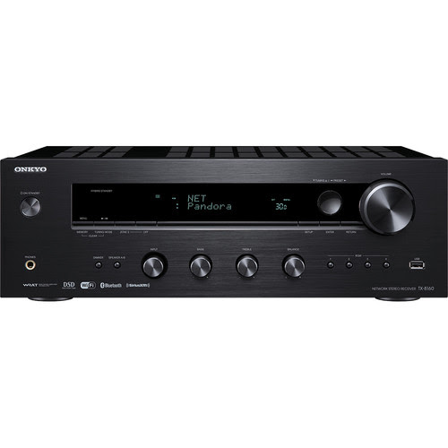 Onkyo Tx 8160 Network Stereo Receiver Tx 8160 On Popscreen
