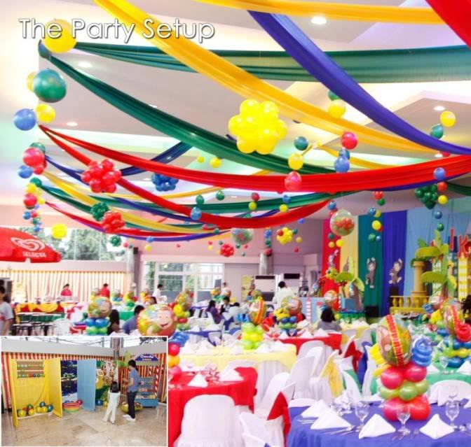 Balloons Decorations Ideas | Dream House Experience