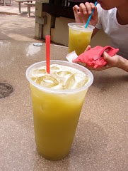 Sugar cane drinks