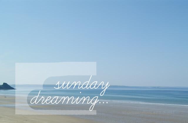 sunday dreaming...