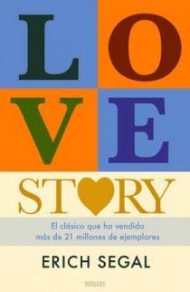 Resultado de imagen de love story portada
