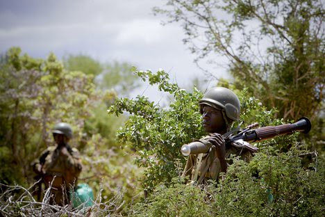 US-backed Kenyan Defense Forces have launched a naval and ground assault on the southern Somalia port city of Kismayo. Washington has assembled a 17,000-person army to occupy the Horn of Africa nation. by Pan-African News Wire File Photos