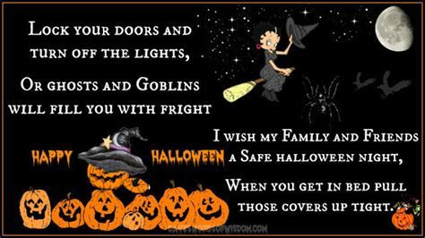 Have A Safe Halloween Night Pictures, Photos, and Images