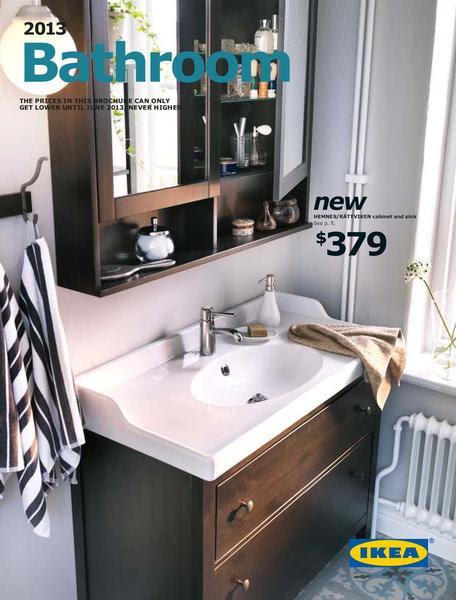 Bathroom Sink Cabinet in Ikea Bathrooms 2013 by Ikea