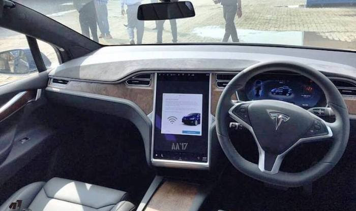First Tesla Model X Electric Suv Arrives In India Check Images Find New Upcoming Cars Latest Car Bikes News Car Reviews Comparisons Car