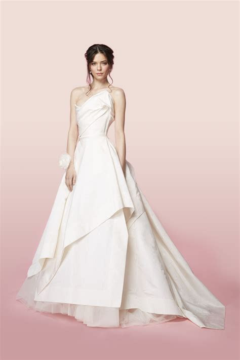 Vivienne Westwood Made To Order The Sueno Gown In Ivory