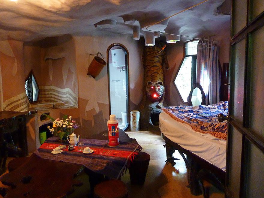 Hang Nga Guesthouse, Vietnam