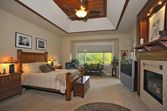 Castle Rock Craftsman Home - craftsman - bedroom - denver - by ...