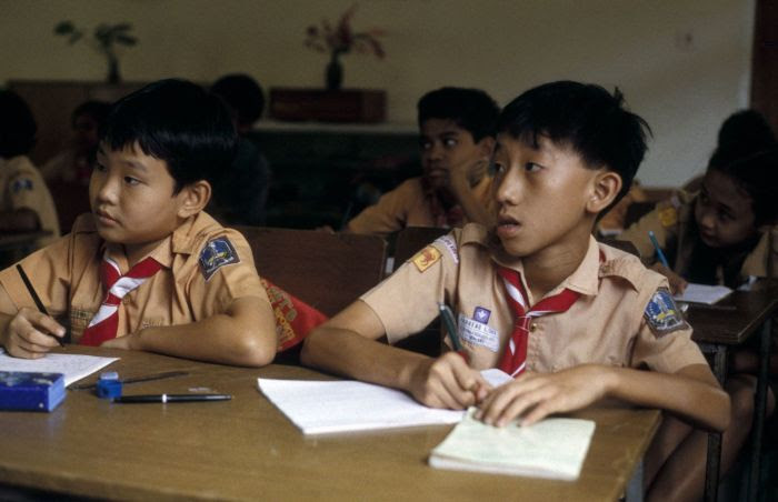 MARXIST: Indonesiaeducation and culture
