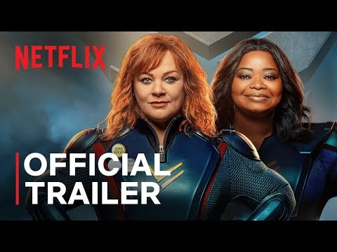 Thunder Force (2021) - Full English Movie