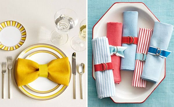 67 Best Images About Napkin Rings Menu Cards On: HEY LOOK: PLACE SETTINGS INSPIRATION ROUND-UP