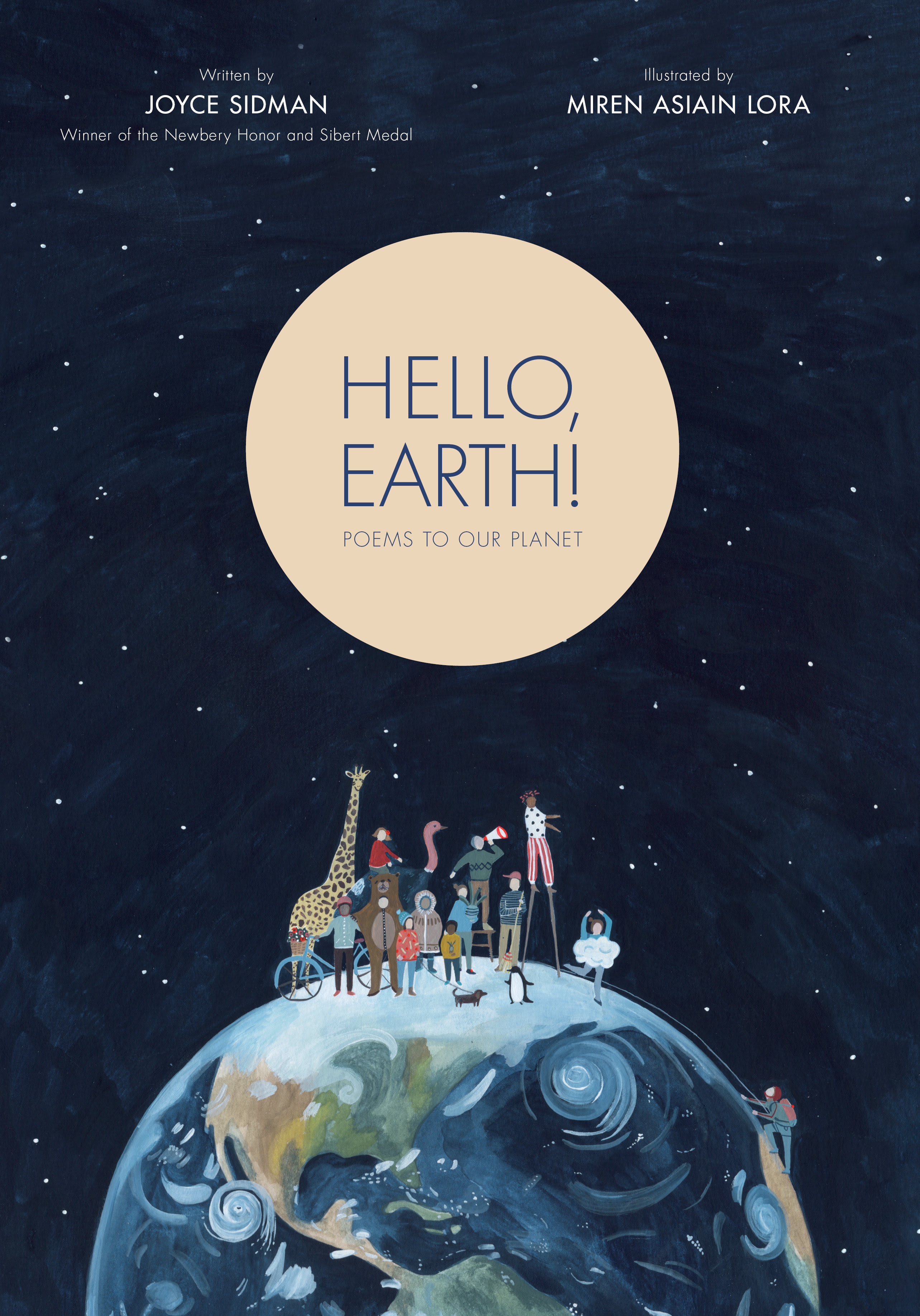 Hello, Earth! Poems to Our Planet - MIREN ASIAIN LORA ...