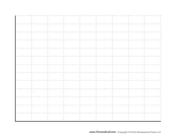 Blank Line Graph Worksheets - Davezan