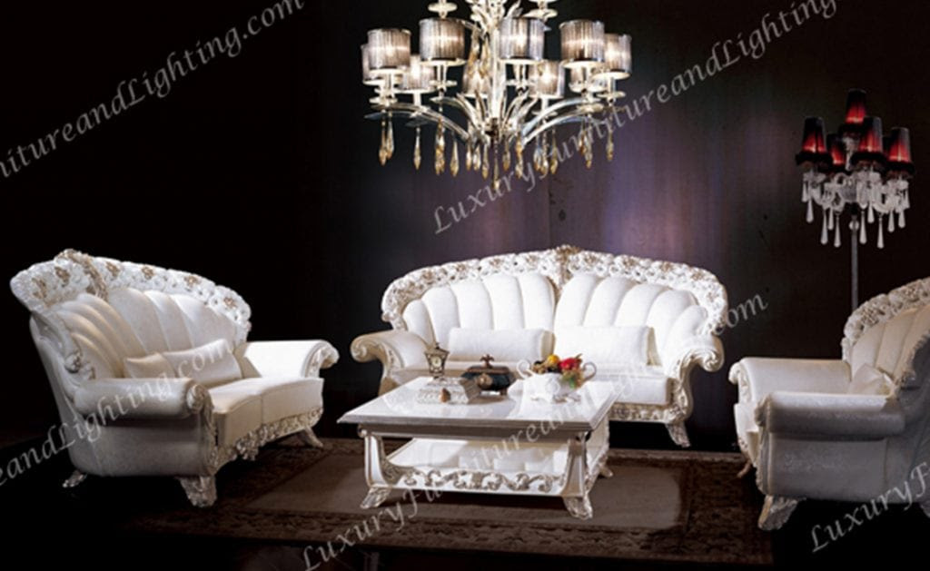 Rhea Italian Furniture Italian Living Room Furniture Sets
