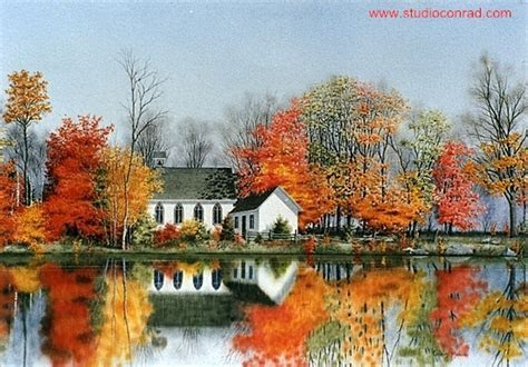 Peaceful Reflections On Thanksgiving. Free Family eCards