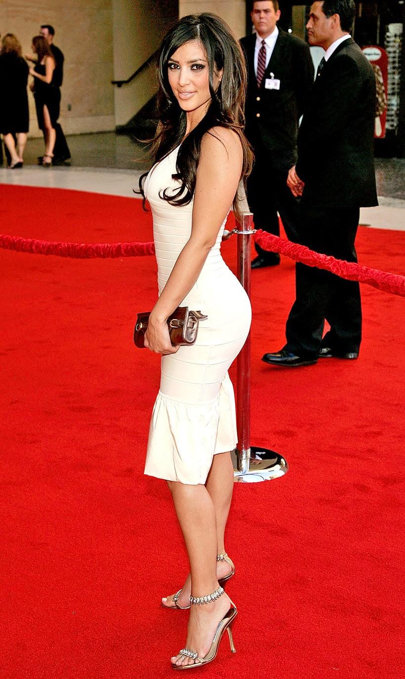 2006  Kim Kardashians Best Booty Moments!  Us Weekly