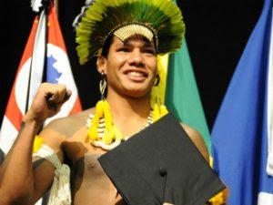 Indígena de 24 anos é o 1º a ingressar em mestrado na UFSCar