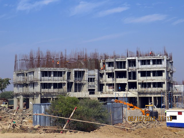 4th Avenue - Development in the 1st Year - Kolte-Patil Life Republic Marunji, Hinjewadi - Kasarsai Road, Pune 411057
