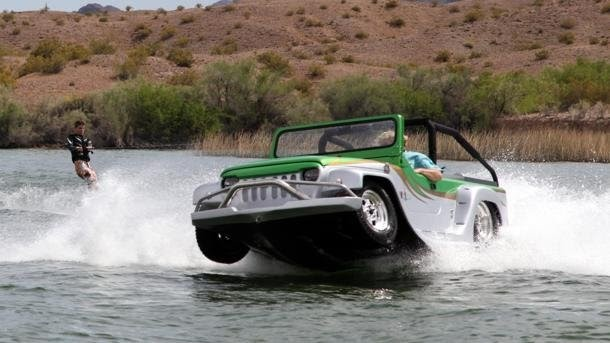 Amphibious Jeep Could Be Gator In A Live Action M.A.S.K. Movie
