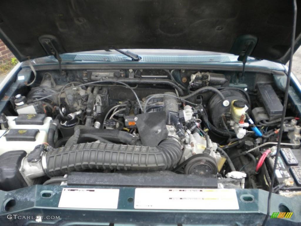 98 Ford Ranger Engine Diagram