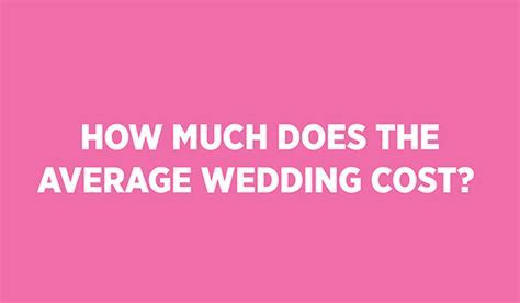 How Much Does the Average Wedding Cost?   Plyvine Catering
