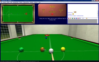 Snooker Game For Windows