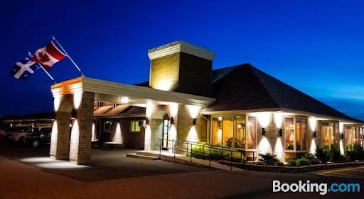Luxury Hotel Hôtel-Motel La Vigie in Matane (QC) | CanaGuide