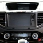 Honda, Head Unit Honda CRV Facelift: First Impression Review Honda CRV Facelift 2015 Indonesia