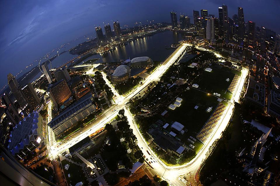 Singapore Marina Bay Street Circuit