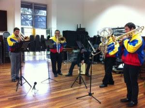Filarmónica Joven Latinoamericana debutará el fin de semana. CRH
