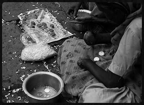 Beggars Of Banganga Pitru Paksh by firoze shakir photographerno1