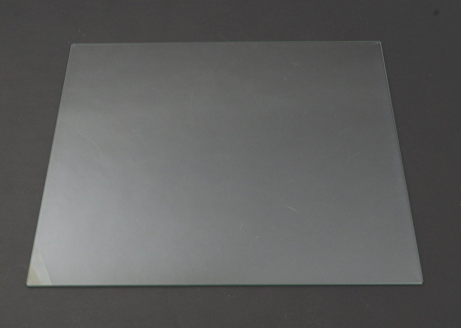 Liebherr obere Glasplatte 394x357x3mm für Gefrierschrank