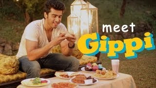 Arjun Kapoor's Promo for Gippi Movie