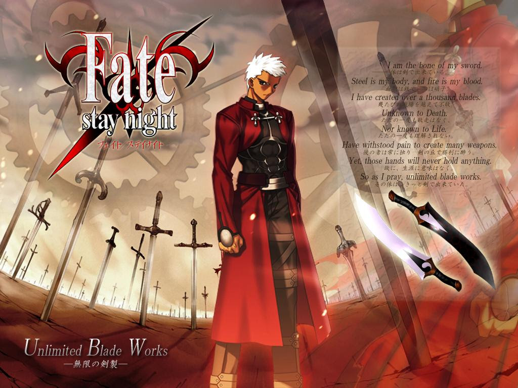 Fate Stay Night Wallpaper Archer 30 Desktop Background Animewp Com