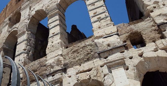 perierga.gr - Το μυστικό του ισχυρού ρωμαϊκού τσιμέντου αναζητούν οι επιστήμονες!