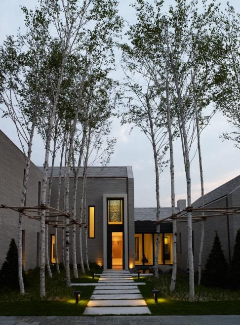Asia Residential Resort | Arquitetura