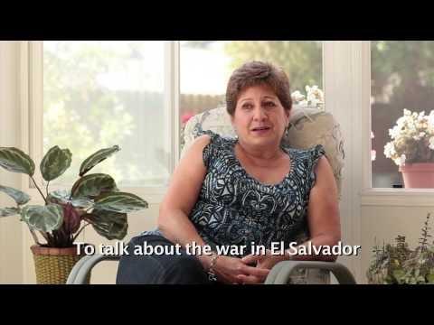 'Fighting For Peace' Massacre at El Mozote El Salvador by Valeria Herrador
