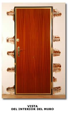 C mo decorar la casa puerta acorazada precio for Precio de puertas para casa