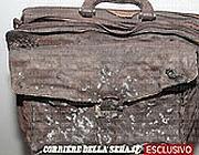La valigetta di Borsellino nella foto Luigi Sarullo